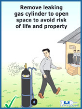 safety poster for industry